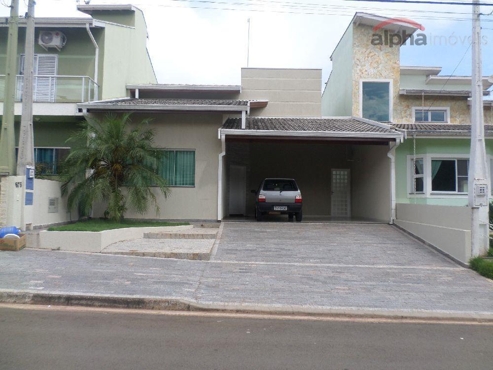 Casa residencial à venda, Condomínio Flamboyant, Hortolândia.