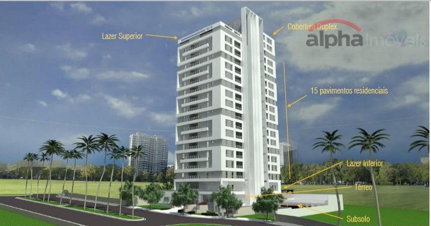 Apartamento residencial à venda, Parque Gabriel, Hortolândia.