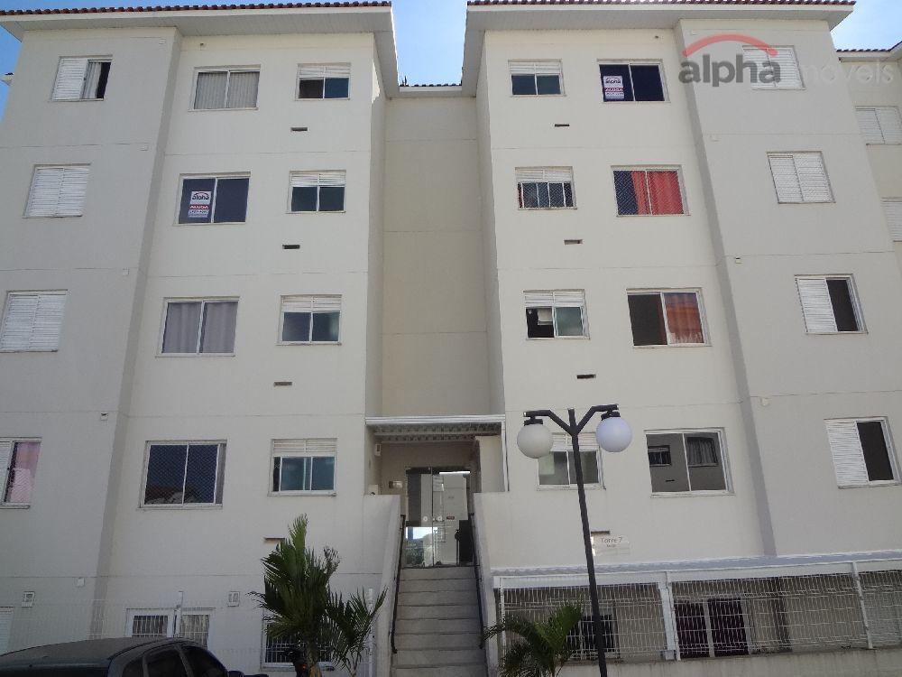 Apartamento residencial à venda, Residencial Anauá, Hortolândia.