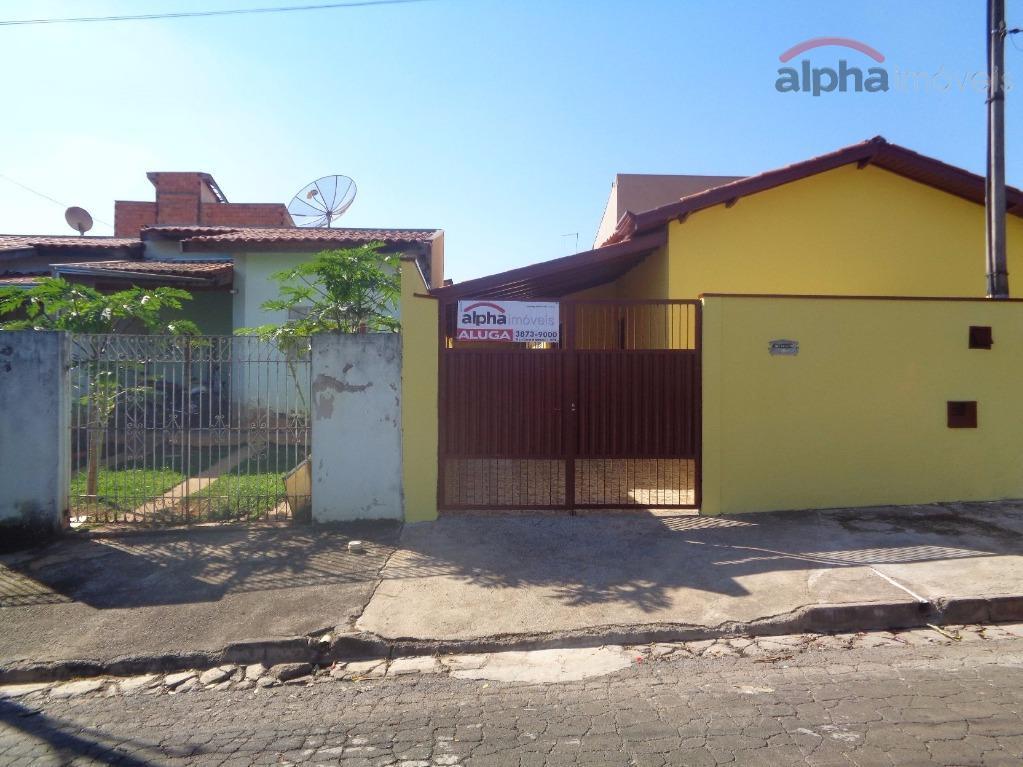 Casa residencial à venda, Jardim Dom Bosco I, Sumaré.