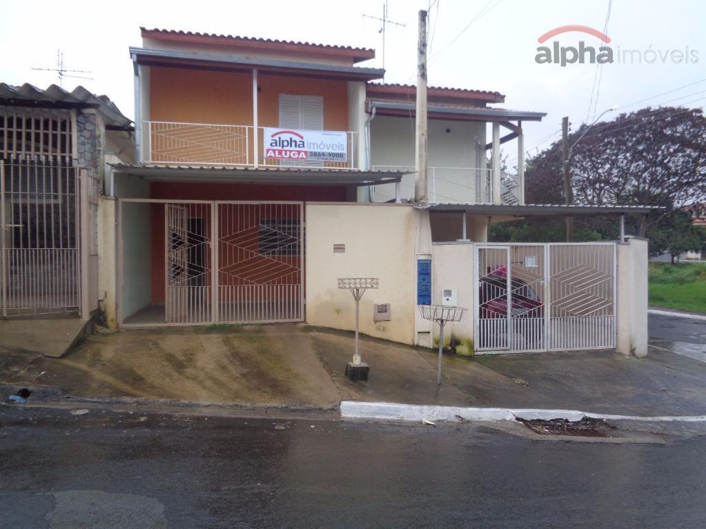 Casa residencial para locação, Jardim Santa Eliza (Nova Veneza), Sumaré - CA5142.
