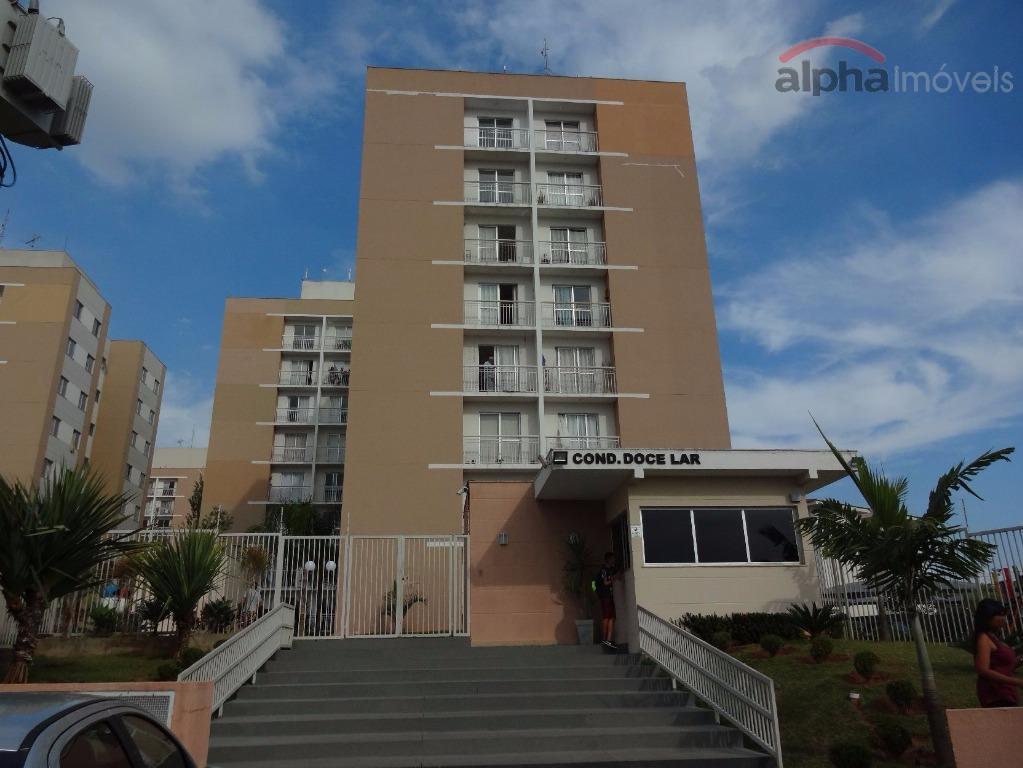 Apartamento residencial para venda e locação, Jardim Nova Hortolândia I, Hortolândia - AP1373.