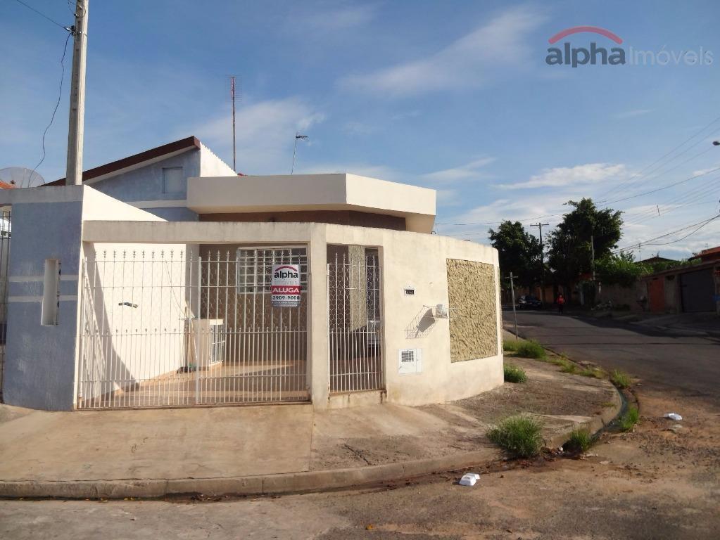 Casa residencial à venda, Parque do Horto, Hortolândia - CA4060.