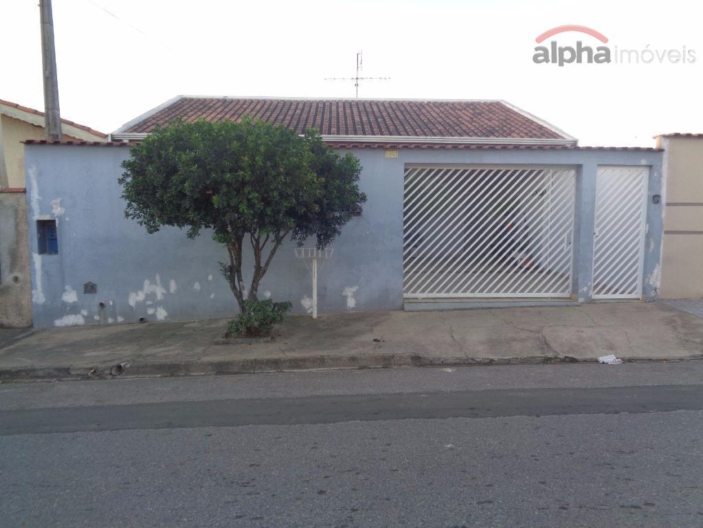 Casa residencial à venda, Jardim Campos Verdes, Hortolândia.