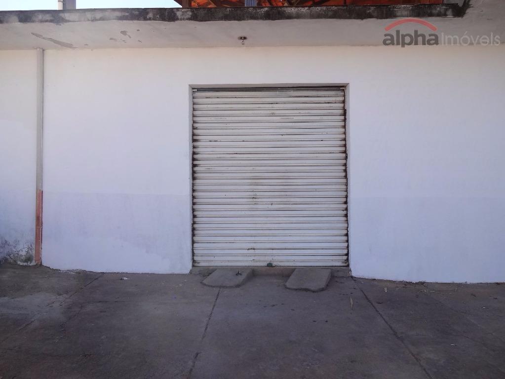 Salão comercial para locação, Vila São Pedro, Hortolândia.