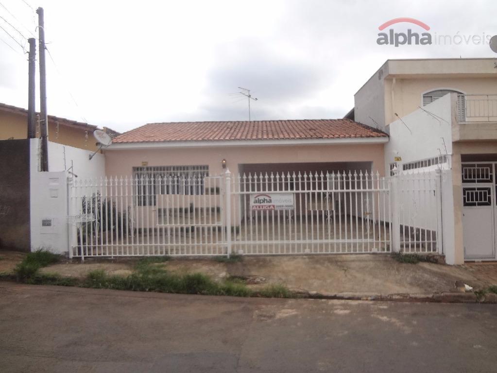 Casa Residencial para locação, Loteamento Remanso Campineiro, Hortolândia - CA0403.
