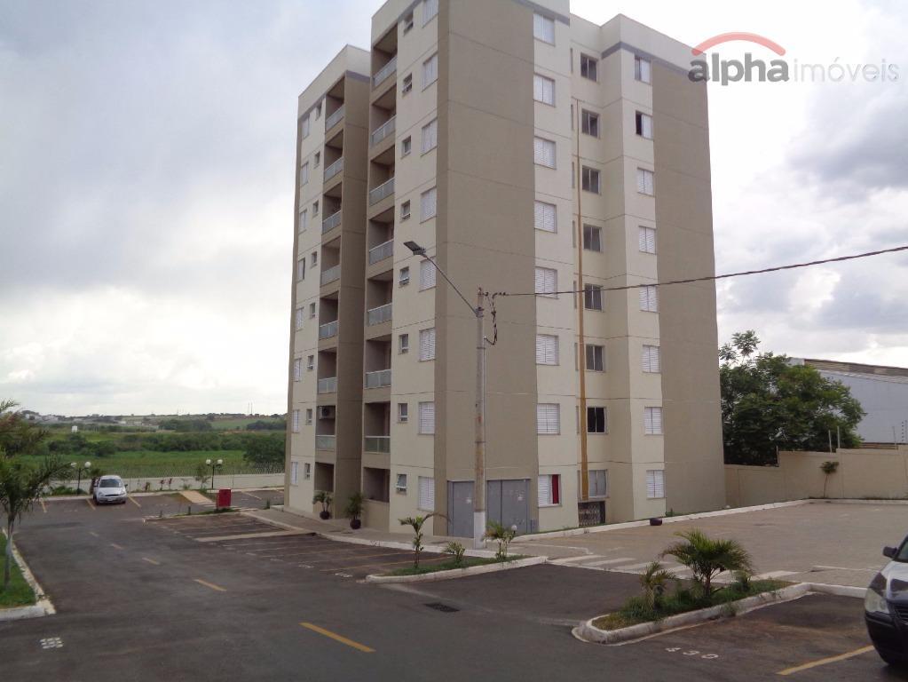 Apartamento residencial para locação, Jardim das Colinas, Hortolândia.