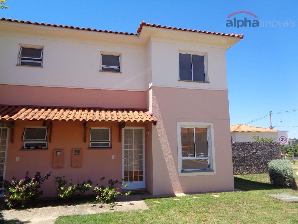Casa residencial para locação, Jardim Interlagos, Hortolândia - CA5333.