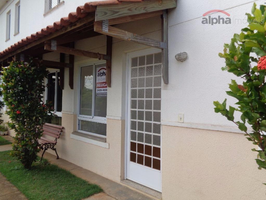 Casa residencial para locação, Jardim Interlagos, Hortolândia - CA0936.