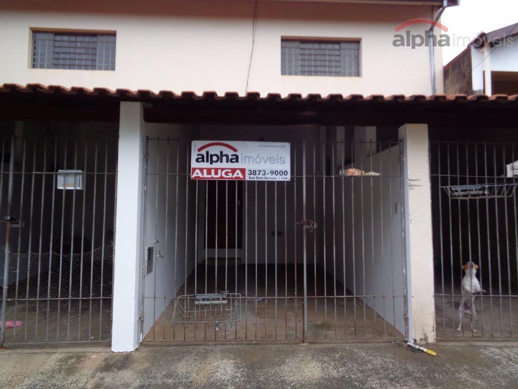Casa residencial para locação, Jardim São Domingos, Sumaré - CA0948.