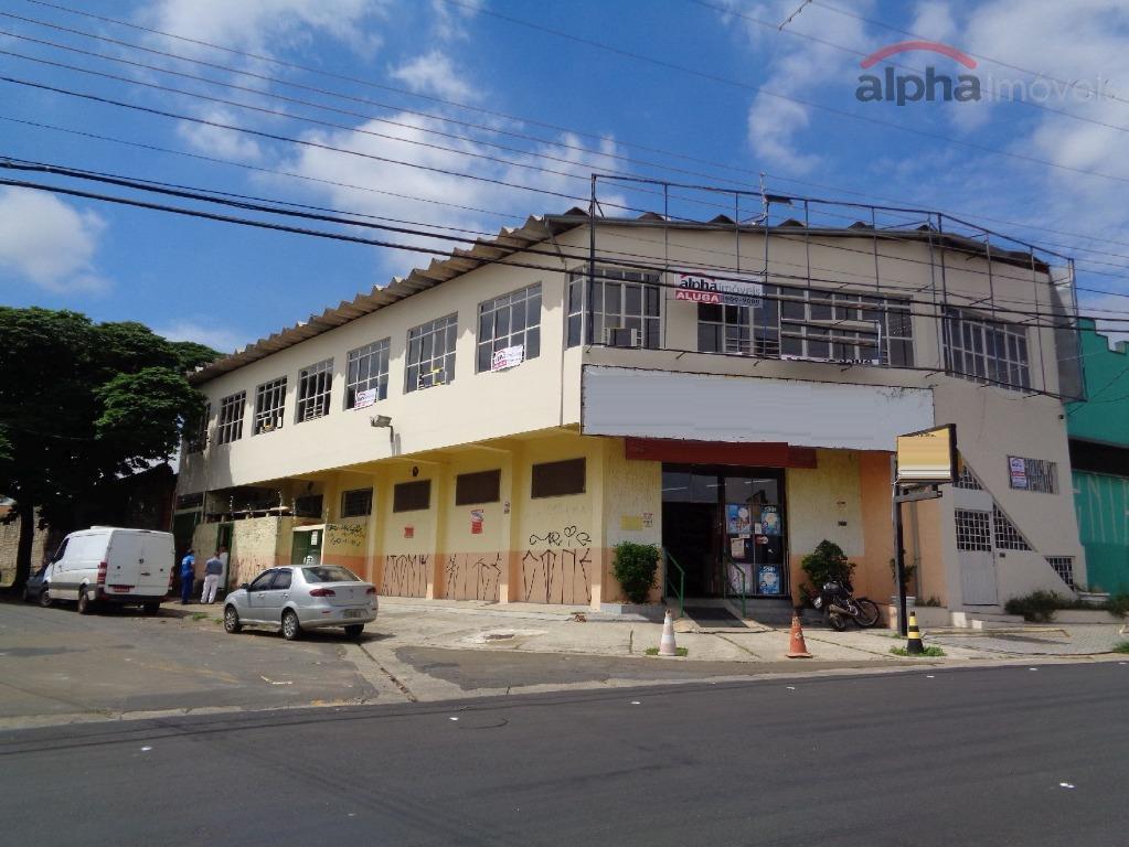Salão comercial para locação, Jardim Santa Izabel, Hortolândia - SA0180.