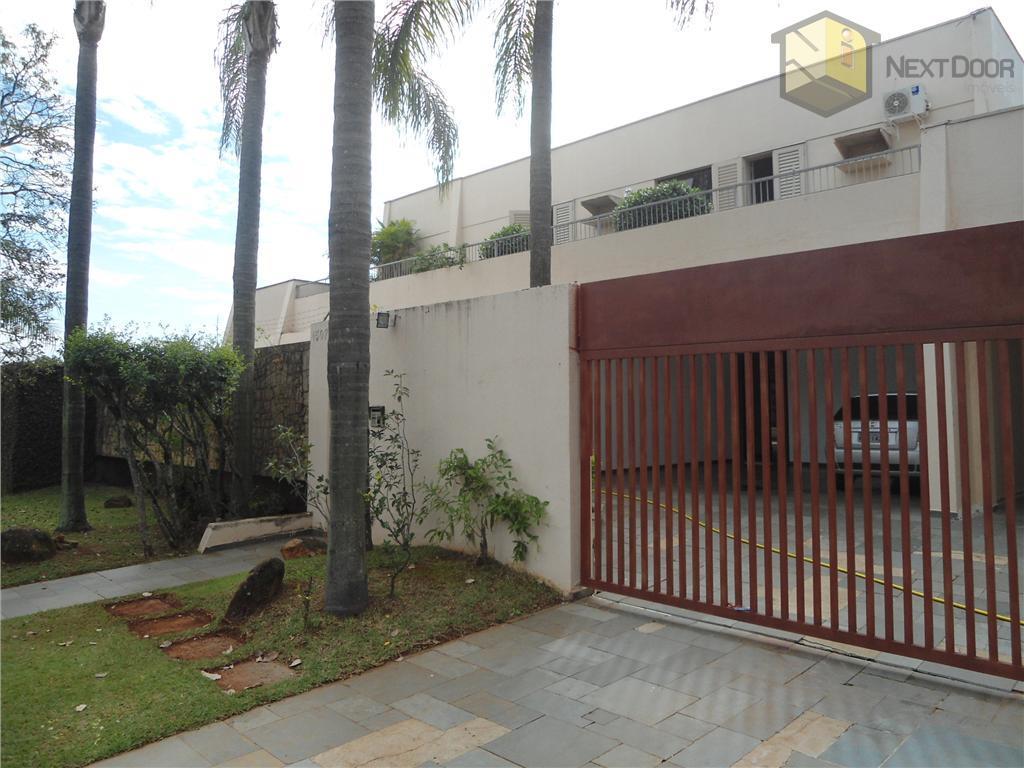 Casa residencial à venda, Cidade Universitária, Campinas - CA0147.