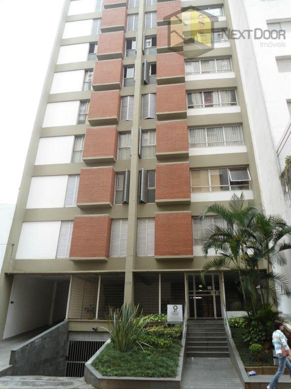 Apartamento residencial para locação, Centro, Campinas - AP0153.
