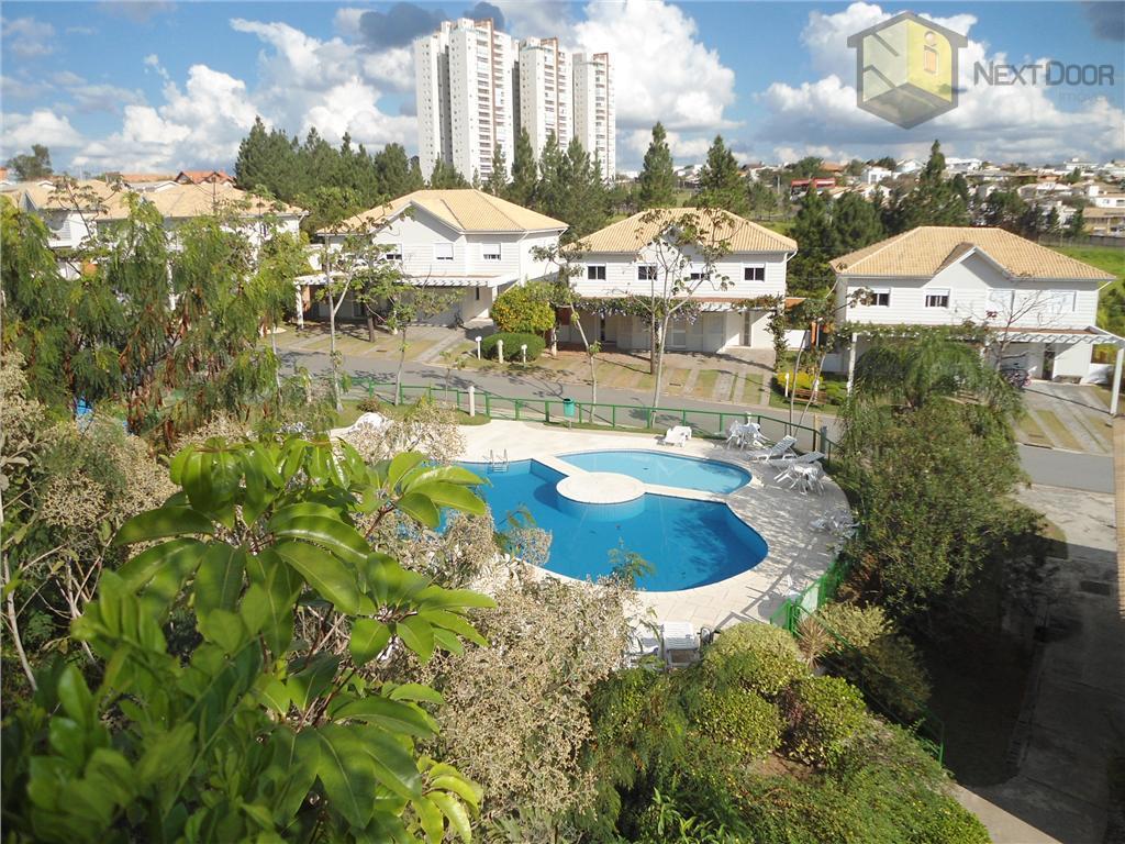 Casa residencial para locação, Alphaville Campinas, Campinas - CA0155.
