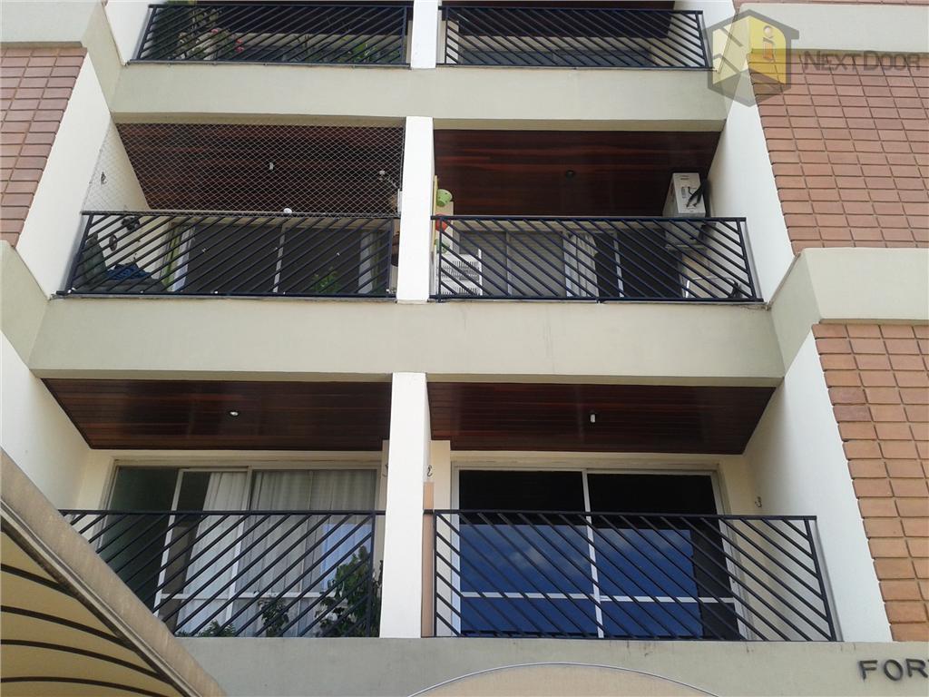 Apartamento residencial para locação, Bosque, Campinas - AP0337.