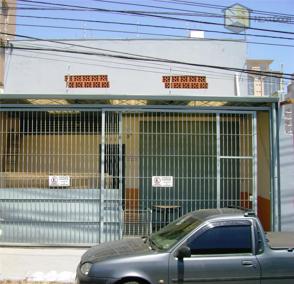 Barracão comercial para locação, Bosque, Campinas - BA0008.