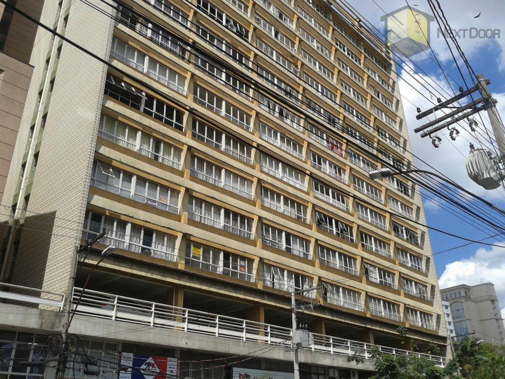 Apartamento residencial para locação, Centro, Campinas - AP0433.