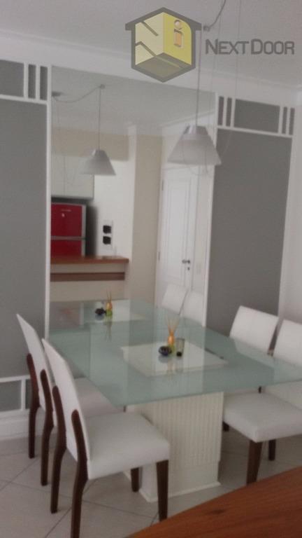 Apartamento residencial para locação, Cambuí, Campinas - AP0543.