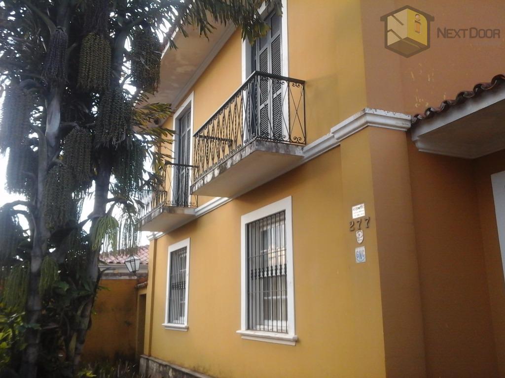 Casa comercial para locação, Nova Campinas, Campinas - CA0435.