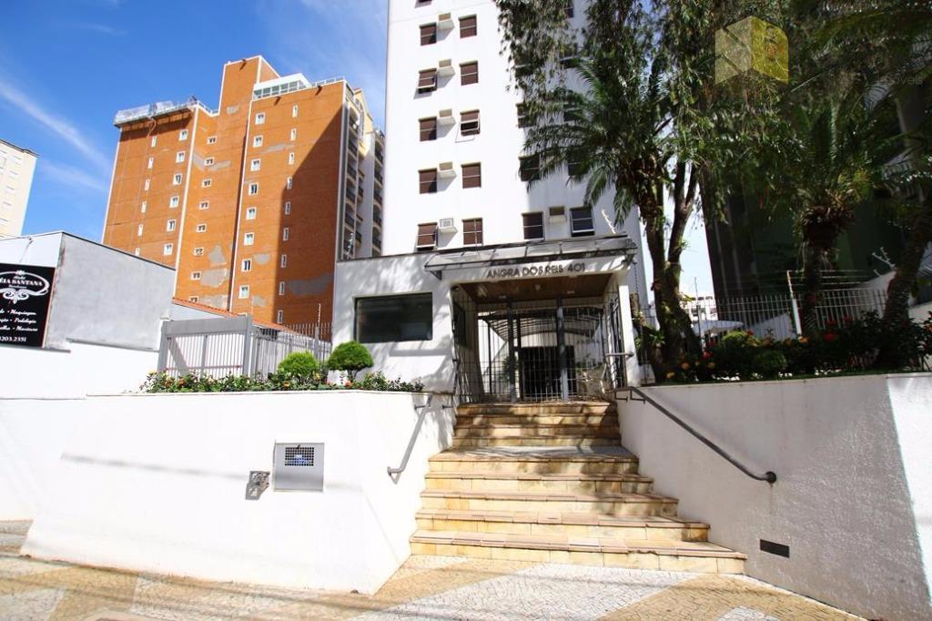 Apartamento residencial para locação, Cambuí, Campinas - AP0672.