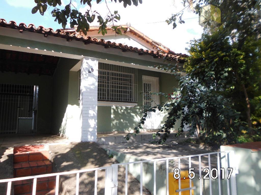 Casa comercial para locação, Jardim Nossa Senhora Auxiliadora, Campinas - CA0470.