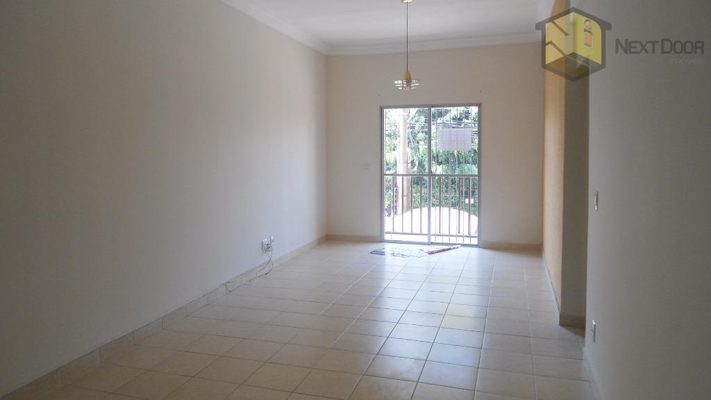 Apartamento residencial à venda, Cambuí, Campinas - AP0724.