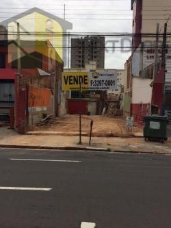 Terreno comercial à venda, Botafogo, Campinas - TE0099.