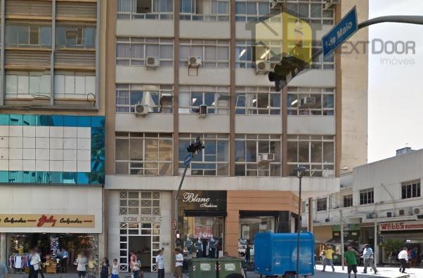 Sala comercial para venda e locação, Centro, Campinas - SA0092.