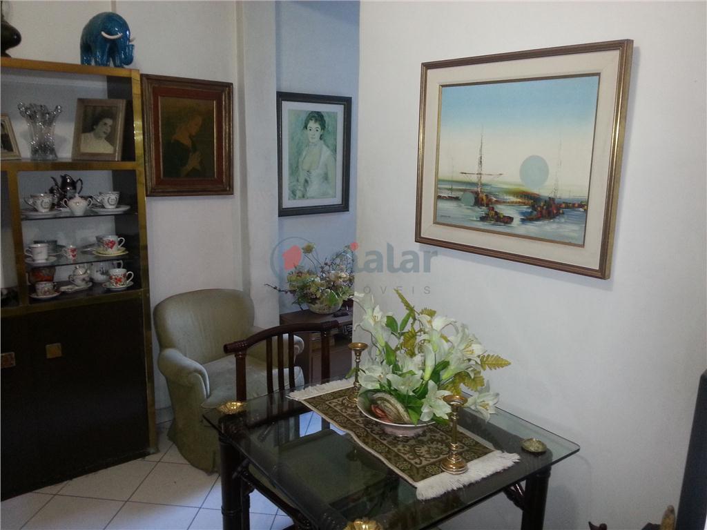 Apartamento residencial à venda, Botafogo, Rio de Janeiro - AP0347.