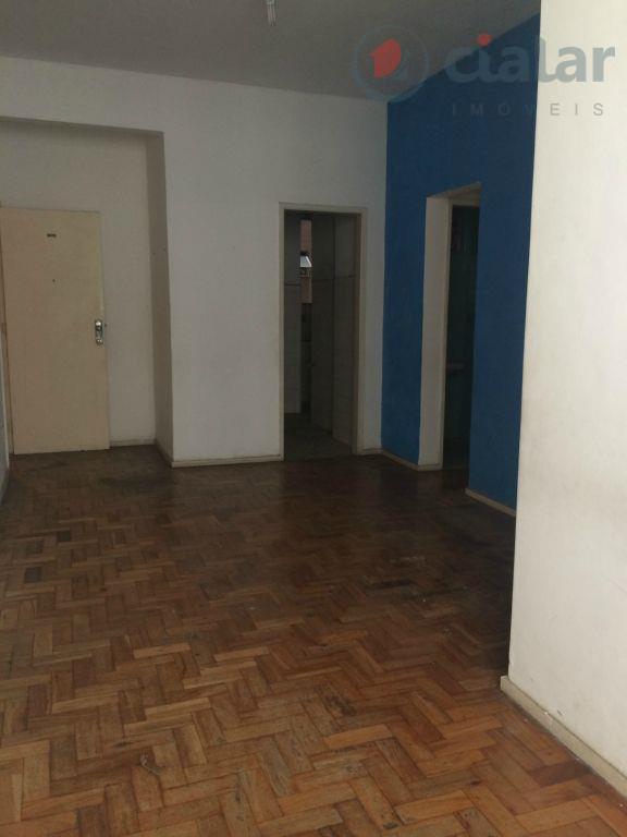 Apartamento residencial à venda, Botafogo, Rio de Janeiro - AP1562.