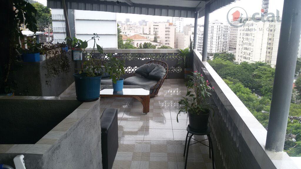 Apartamento residencial à venda, Flamengo, Rio de Janeiro - AP1733.