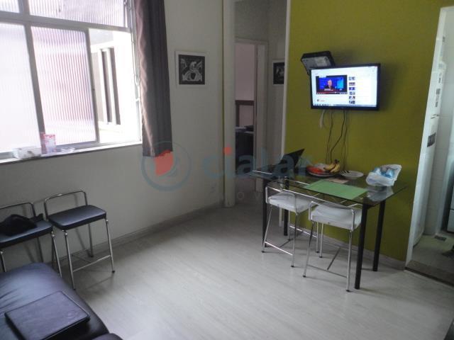 Apartamento residencial à venda, Botafogo, Rio de Janeiro - AP1777.