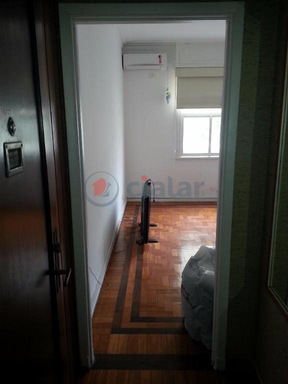 Apartamento residencial à venda, Centro, Rio de Janeiro - AP1805.