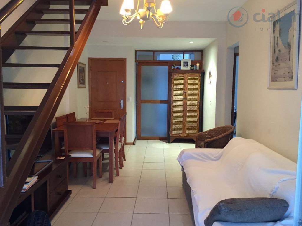 Cobertura residencial à venda, Botafogo, Rio de Janeiro - CO0060.