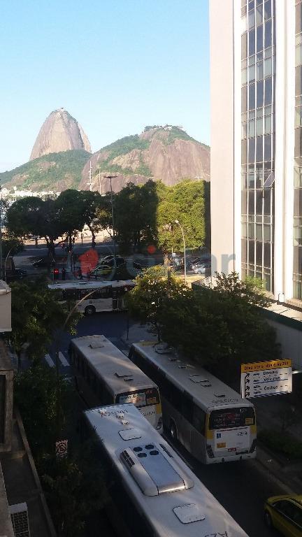Apartamento residencial para locação, Botafogo, Rio de Janeiro - AP0257.
