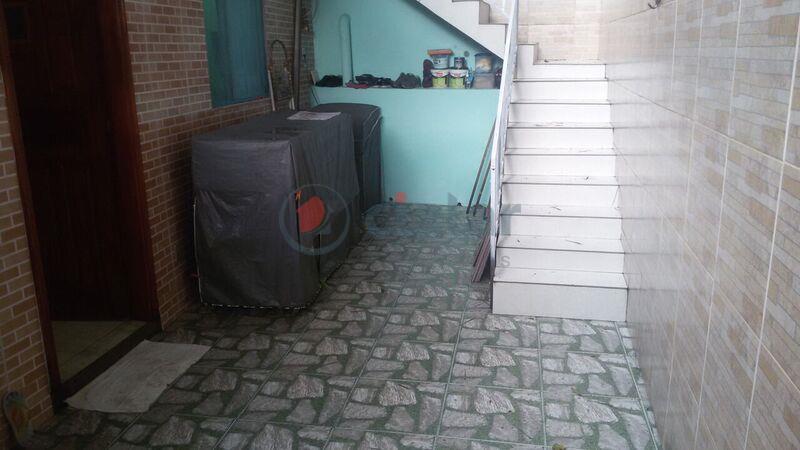 Casa residencial à venda, Botafogo, Rio de Janeiro - CA0156.
