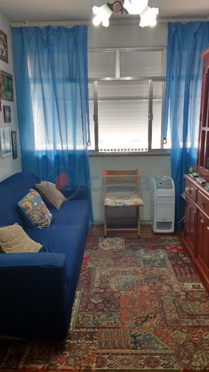Apartamento residencial à venda, Laranjeiras, Rio de Janeiro - AP1923.