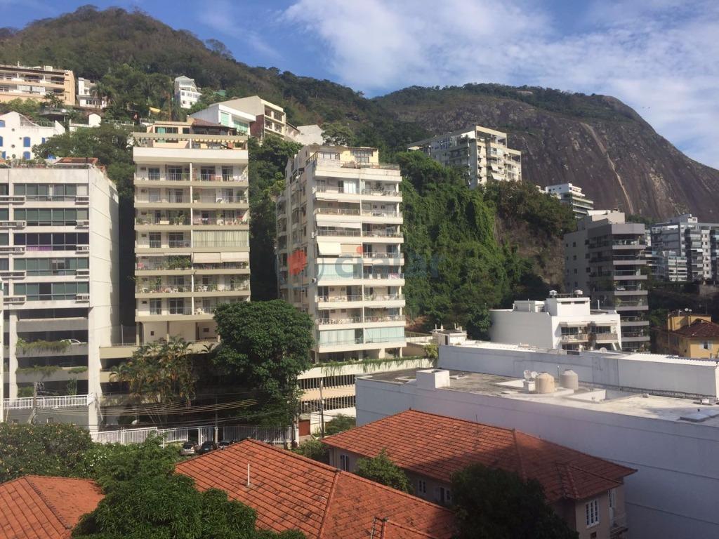 Apartamento residencial para locação, Humaitá, Rio de Janeiro - AP1731.
