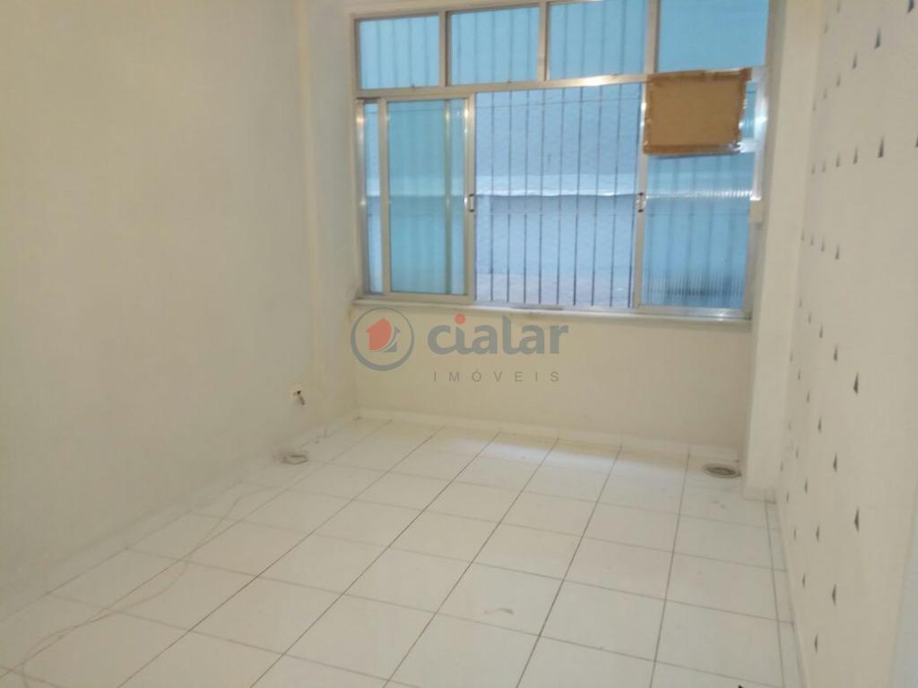 Apartamento Ed. Coral para locação, Botafogo, Rio de Janeiro - AP1614.