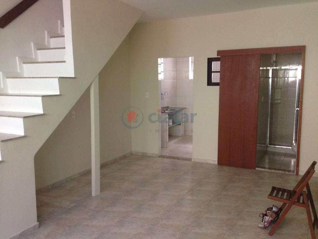 Casa de vila triplex à venda, Botafogo, Rio de Janeiro - CA0179.