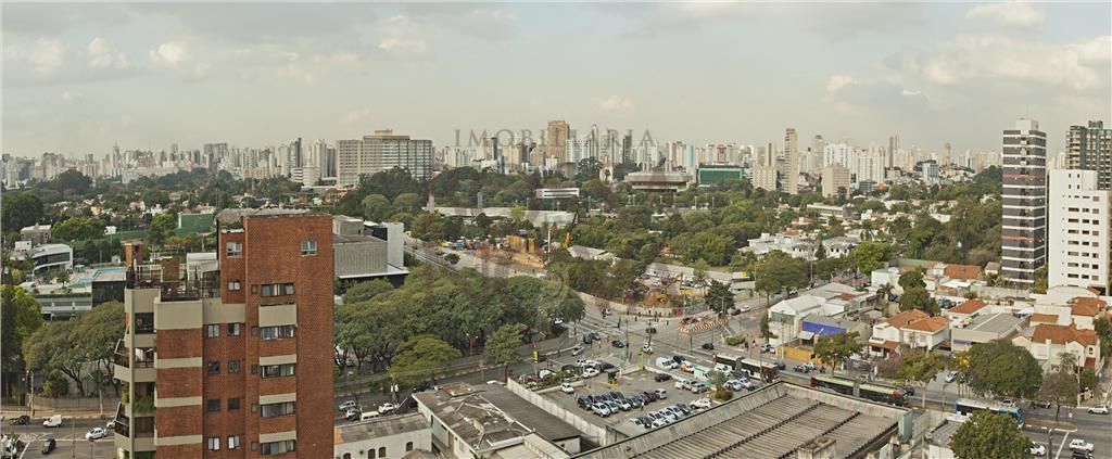 Vista para o Parque do ibirapuera