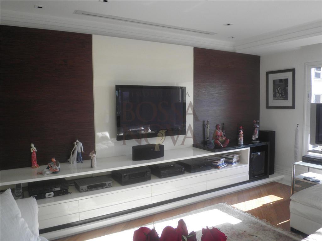 Apartamento de 5 dormitórios à venda em Moema, São Paulo - SP