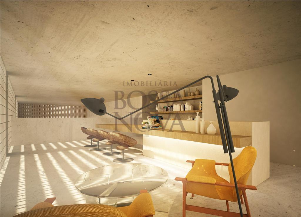 Loft duplex com projeto arrojado