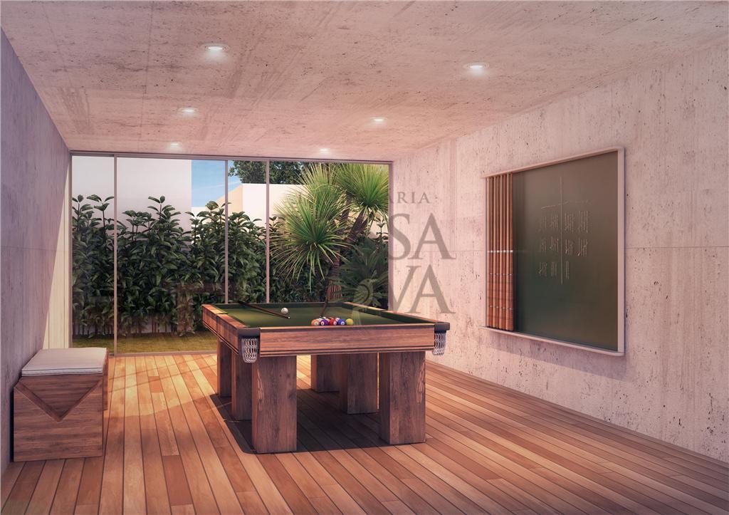Duplex garden em projeto arrojado