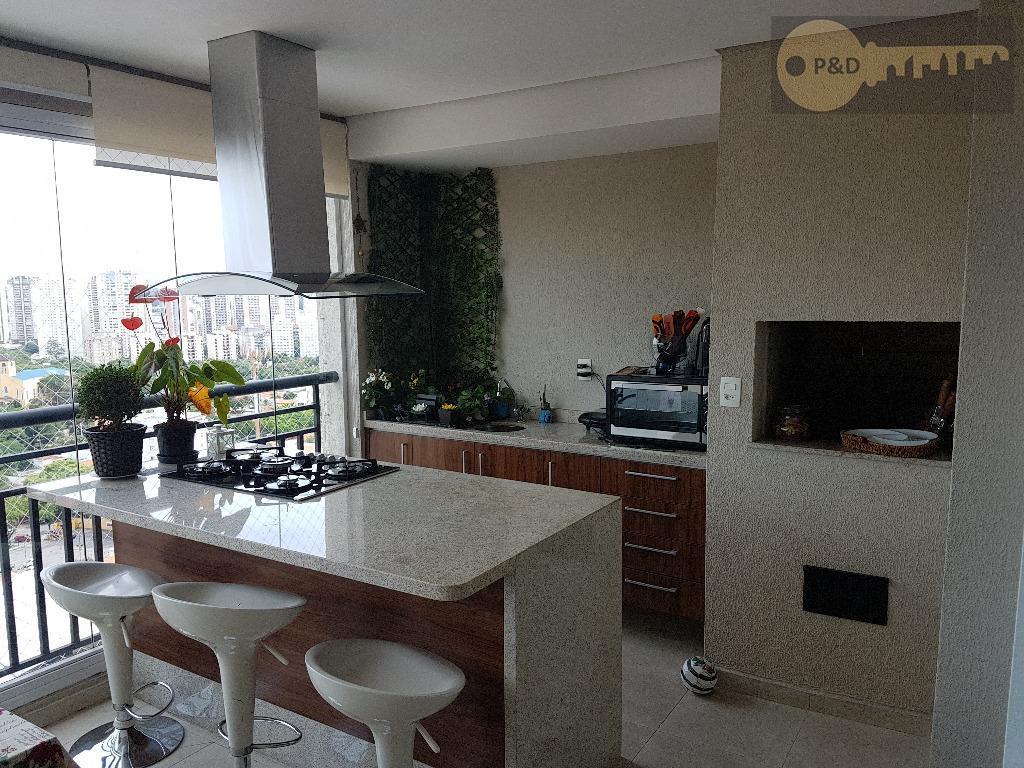 Timo Apartamento Na Vila Leopoldina Com 3 Dormit Rios E Terra O Com