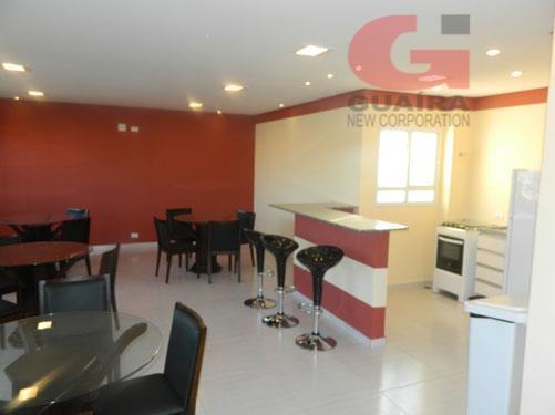 Apartamento de 2 dormitórios à venda em Vila Euclides, São Bernardo Do Campo - SP