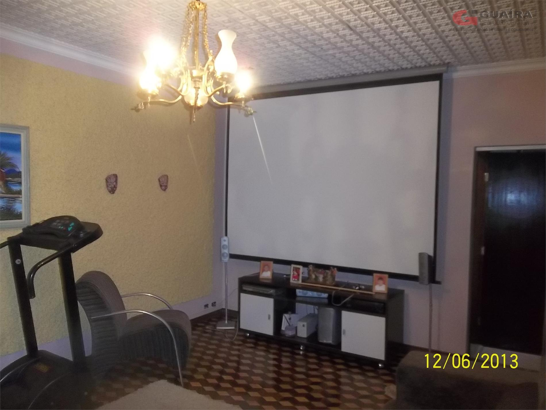 Casa de 3 dormitórios em Taboão, São Bernardo Do Campo - SP