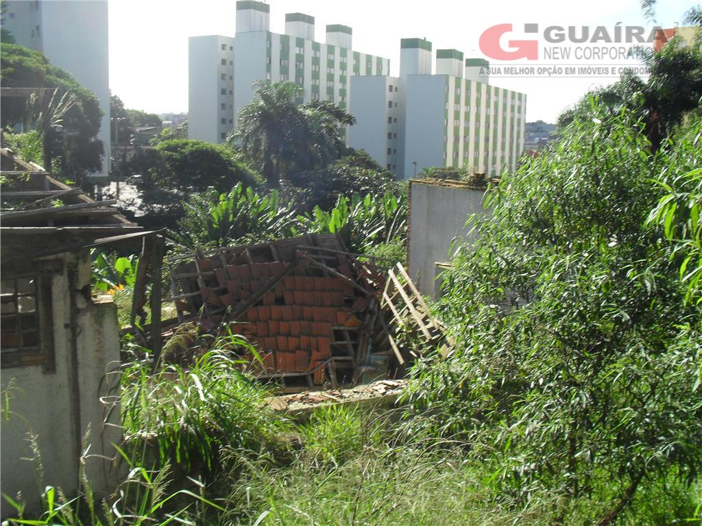 Terreno à venda em Centro, Diadema - SP