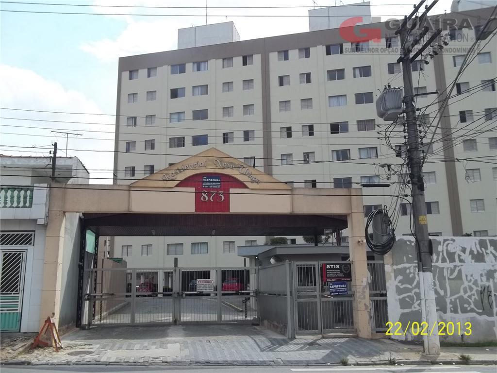 Apartamento de 3 dormitórios à venda em Vila Camilópolis, Santo André - SP