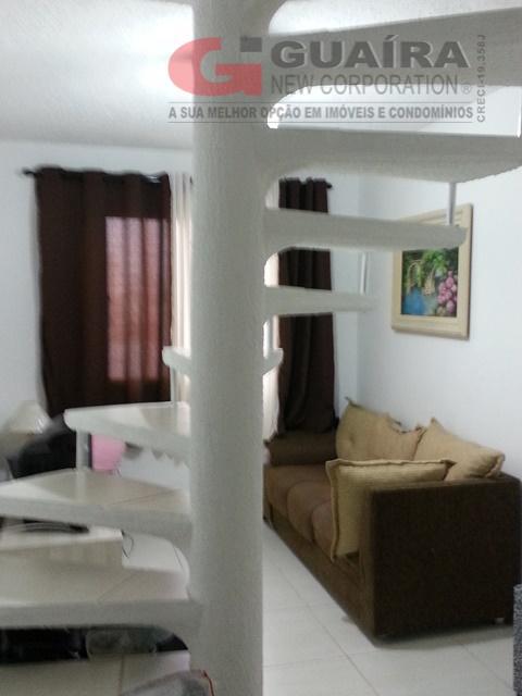 Apartamento de 3 dormitórios à venda em Vila Tibiriçá, Santo André - SP